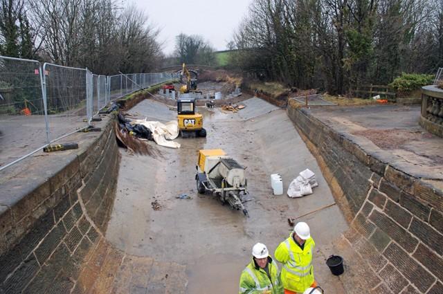 Aqueduct Repairs