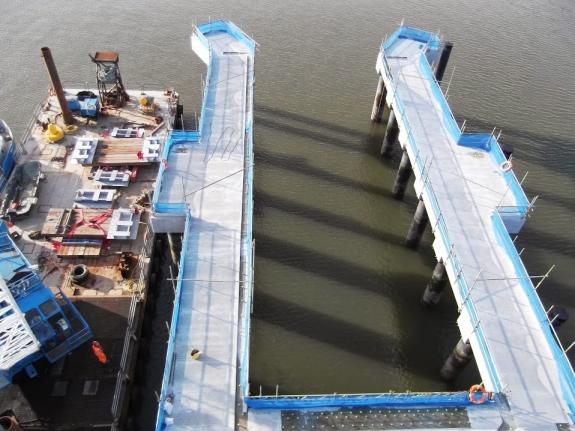 Devonport Finger Bridge