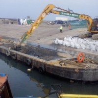 Dredging & Rock Placement