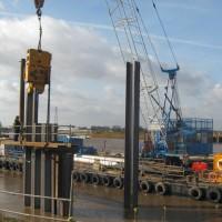 Maverick Crane Barge