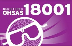 OHSAS 18001 LORES Logo