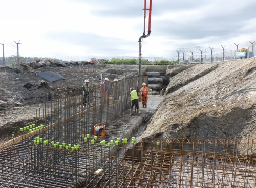 Building Site Foundations