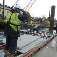 Pontoon Construction