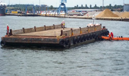 Sea Rider Barge