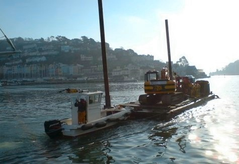 Barge & Work Boat