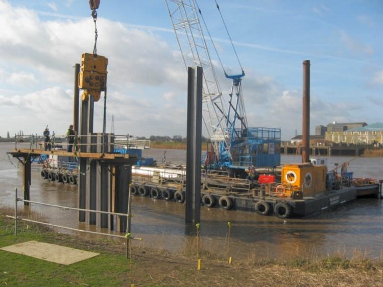 Piling Tms Maritime Ltd