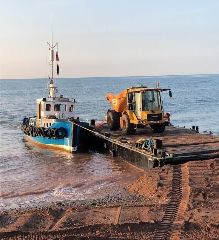 Marine Plant Hire – TMS Maritime Ltd